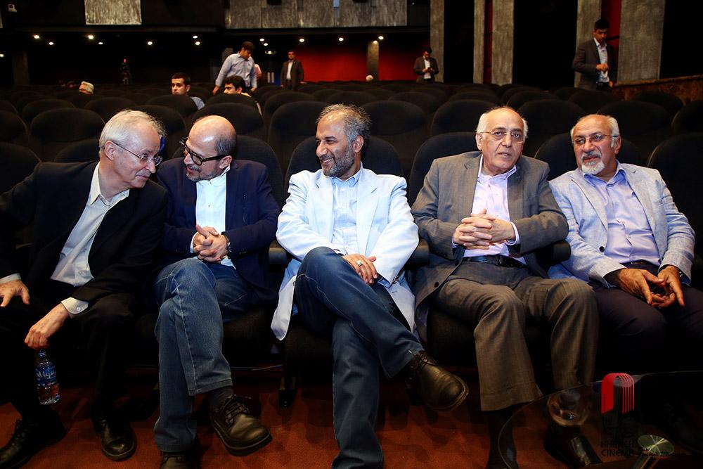 بزرگداشت هجدهمین جشن سینمای ایران 7