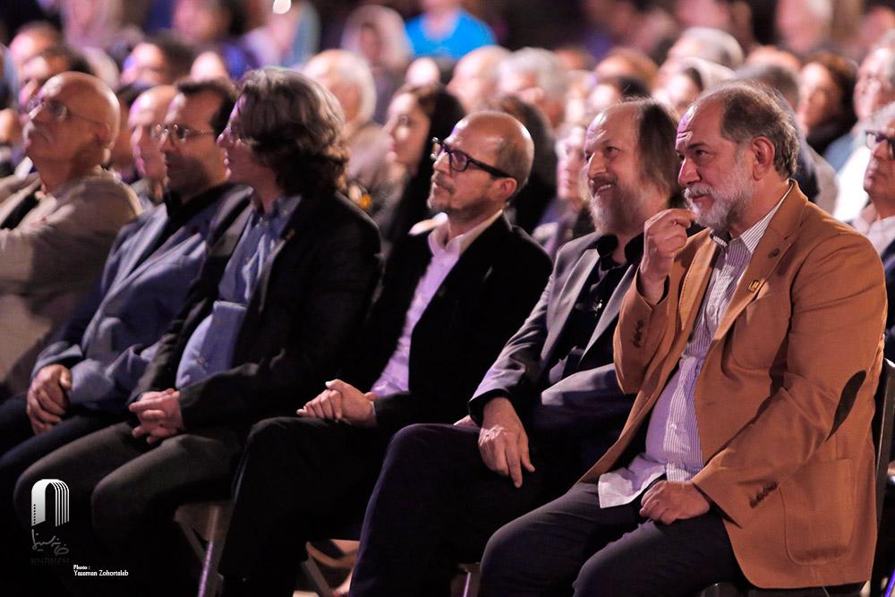گزارش تصویری هجدهمین جشن سینمای ایران 5