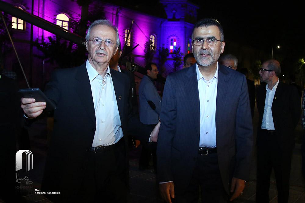 گزارش تصویری هجدهمین جشن سینمای ایران 27