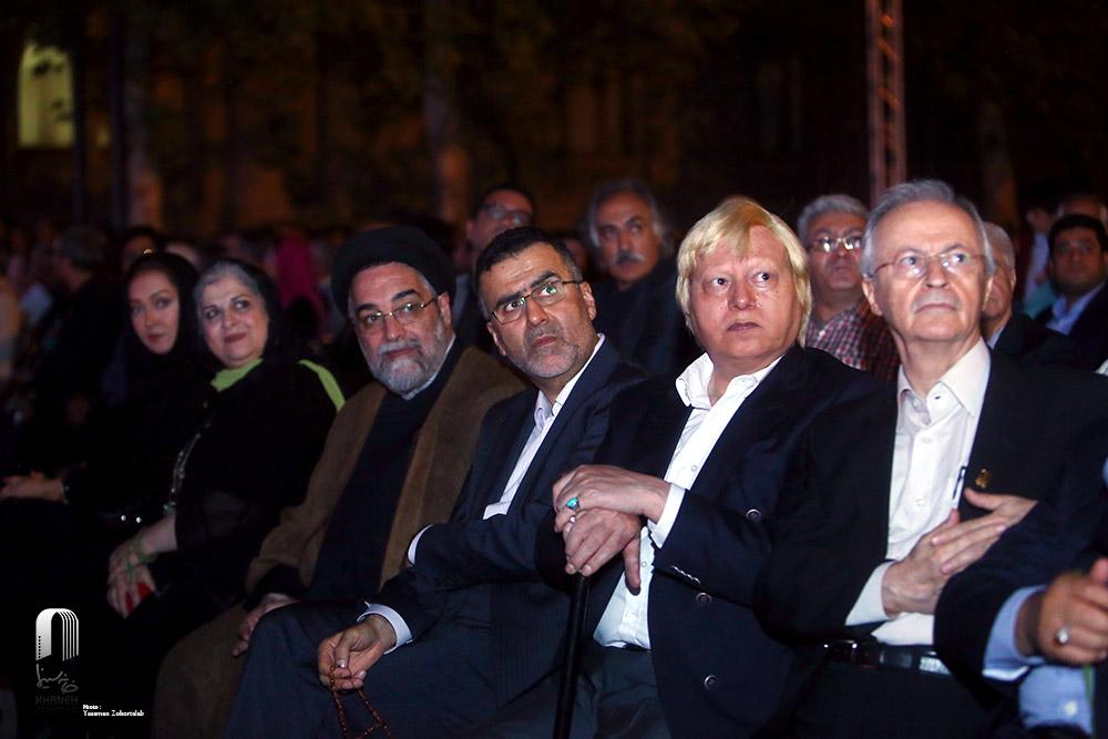 گزارش تصویری هجدهمین جشن سینمای ایران 37