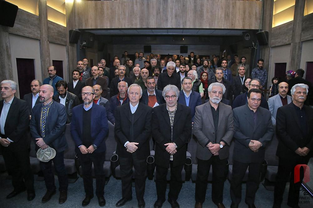 ششمین دوره جایزه کتاب سال سینمای ایران  11
