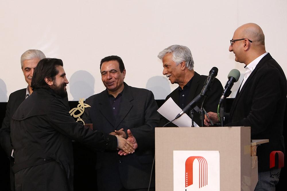 ششمین دوره جایزه کتاب سال سینمای ایران  27