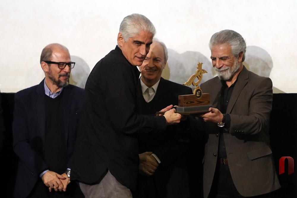ششمین دوره جایزه کتاب سال سینمای ایران  34