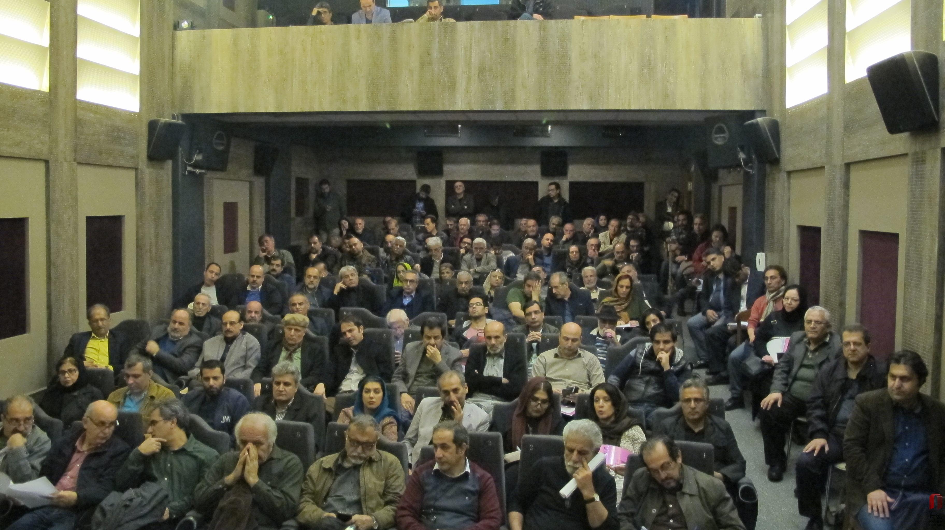 مجمع عمومی خانه سینما 15 اسفند 1359 7
