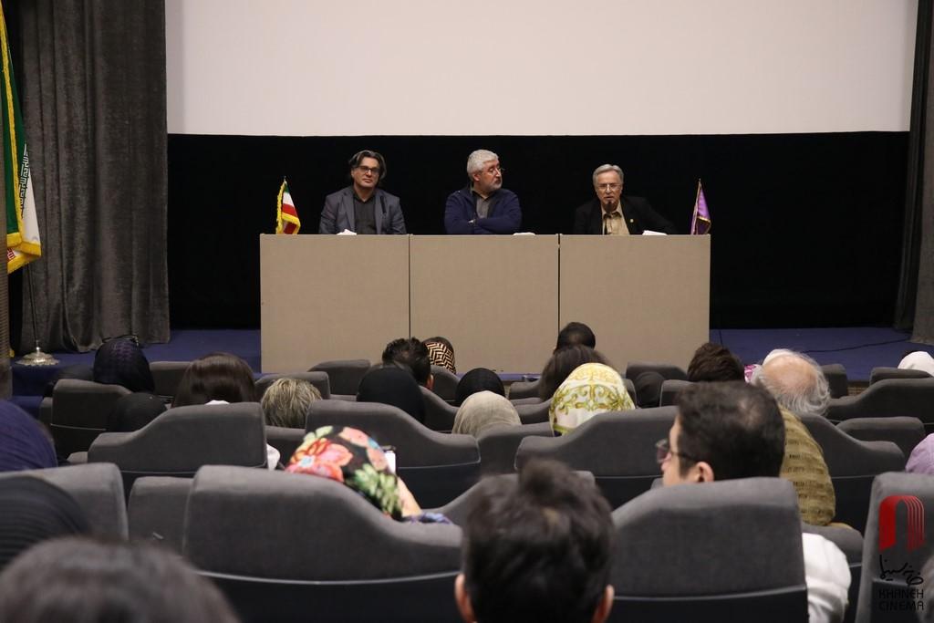 نمایش و نقد فیلم مادیان در کانون فیلم خانه سینما 6