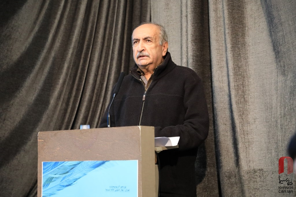 ششمین جشن نوشتارسینمای ایران 5