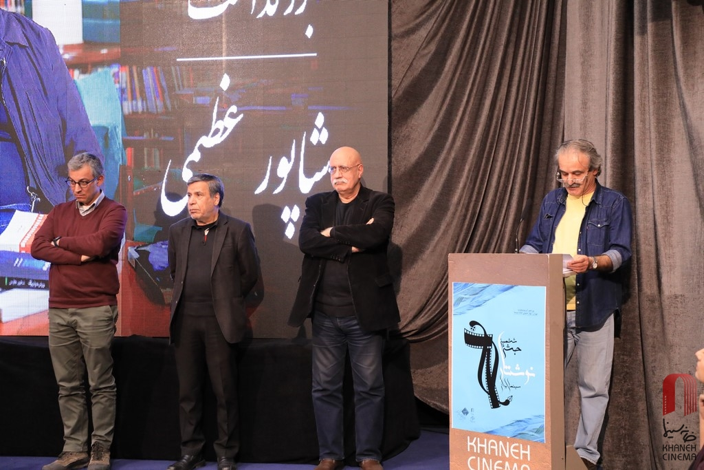ششمین جشن نوشتارسینمای ایران 42