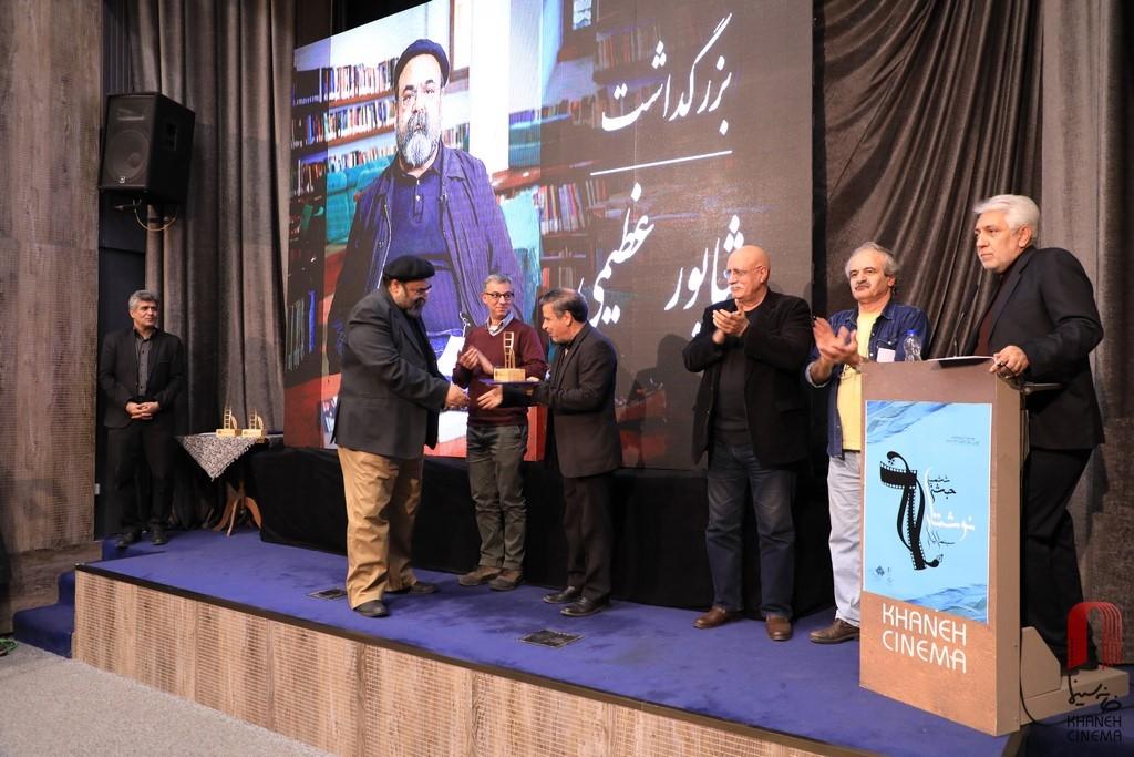 ششمین جشن نوشتارسینمای ایران 43
