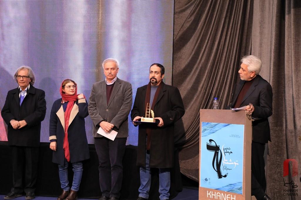 ششمین جشن نوشتارسینمای ایران 50