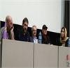 مرور آثار شاهپور شهبازی در خانه سینما برگزار شد